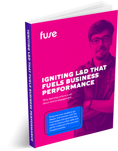 Igniting L&D that fuels business performance