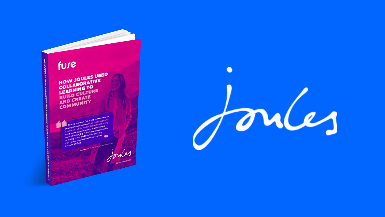 How Joules Used Collaborative Learning To Build Culture and Create Community