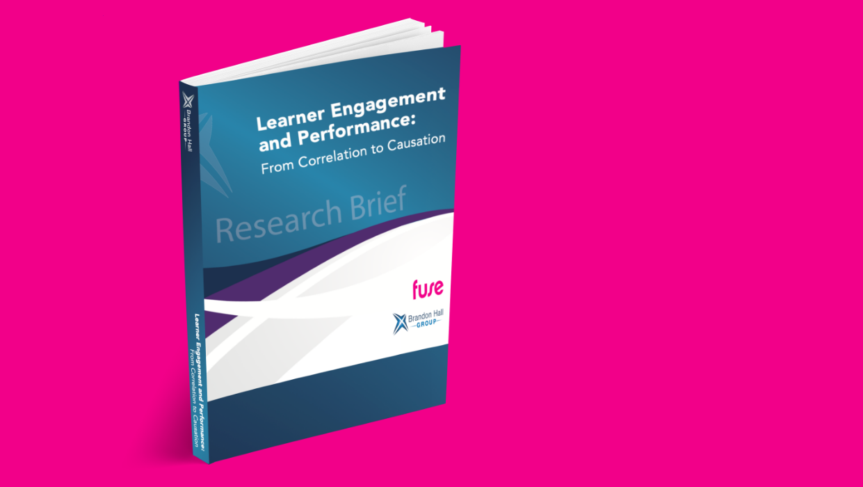 Brandon Hall Group Research Paper – Learner Engagement and Performance