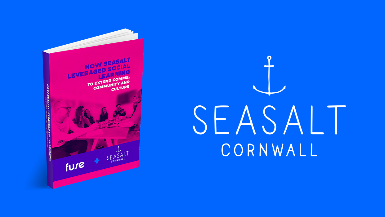 How Seasalt Used Social Learning to Extend Comms, Community & Culture